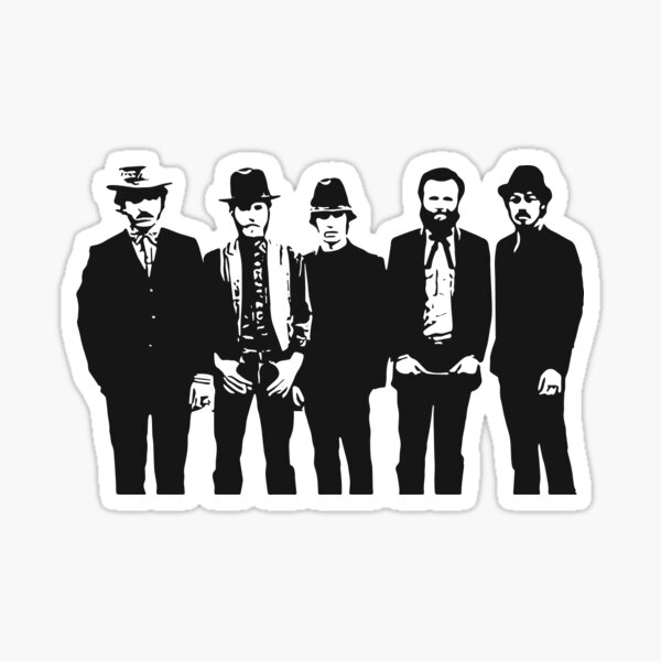 The Band Sticker