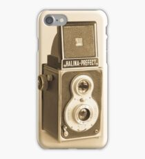 Halina Prefect iPhone Case/Skin