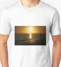 Waiting for Clear Skies Unisex T-Shirt