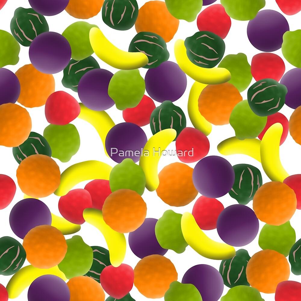 Fruit Candy by Pamela Howard