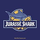 Jurassic Shark - Gorge the Hybodus by bytesizetreas