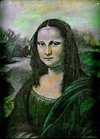 Impressions of Mona Lisa by tonyflake2