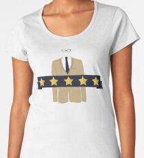 Review - Comedy Central - Forrest MacNeil Women's Premium T-Shirt
