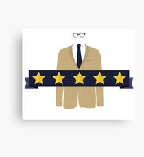 Review - Comedy Central - Forrest MacNeil Canvas Print