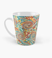 Book art: marbled endpapers – State Library Victoria Tall Mug