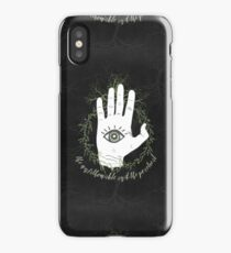 Adam, The Magician - The Raven Cycle iPhone Case/Skin