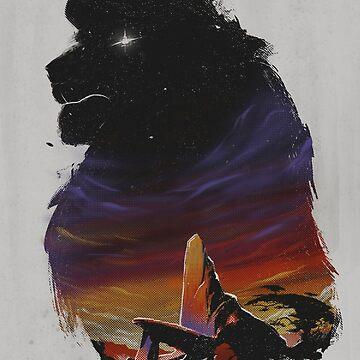 The Pride by RonanLynam
