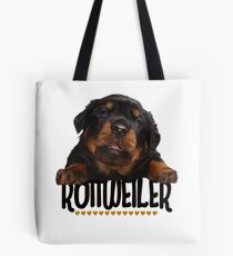 Rottweiler Love Tote Bag