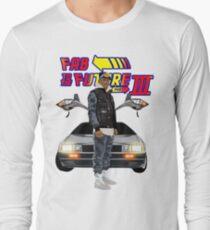 Fabolous Back To The Future III Long Sleeve T-Shirt