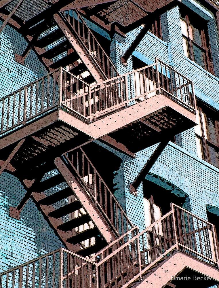 Urban by Dmarie Becker