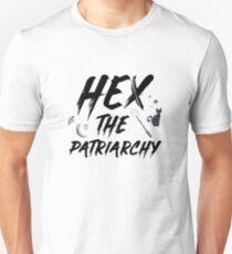 Hex The Patriarchy (w/doodles) Unisex T-Shirt