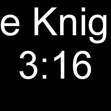 Ice Knight 3:16 by KrazyKlowns