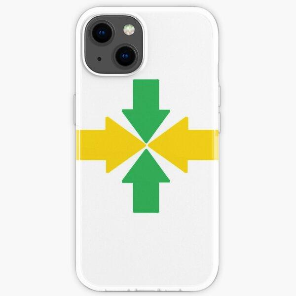 EverymanHYBRID iPhone Soft Case