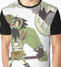 Xull! Iron Commander Graphic T-Shirt