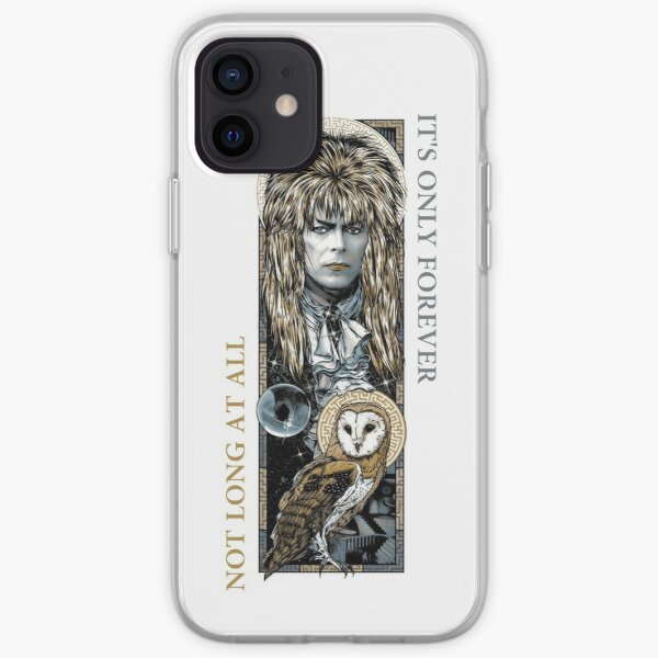 Labyrinth Collage iPhone Soft Case