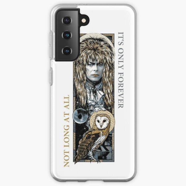 Labyrinth Collage Samsung Galaxy Soft Case