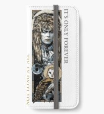 Labyrinth Collage iPhone Wallet/Case/Skin