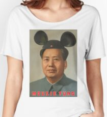Mousie Tung Women's Relaxed Fit T-Shirt