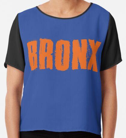 The Bronx Chiffon Top