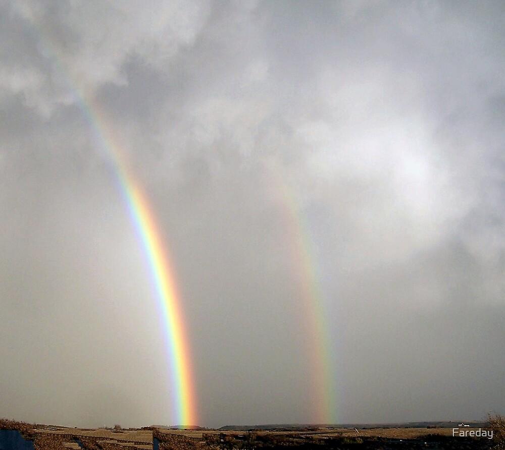 Double Rainbow by Fareday
