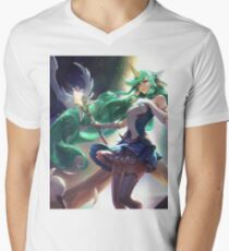 Star Guardian Soraka Men's V-Neck T-Shirt