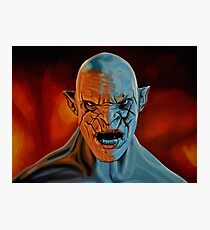 Azog The Orc Painting Photographic Print