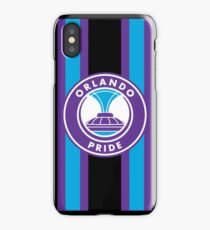 Orlando Pride Print iPhone Case/Skin