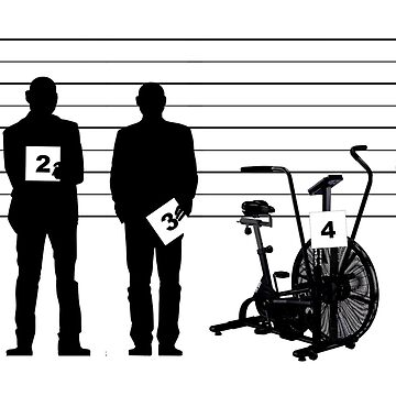 Assault Bike Police Lineup by eostyles