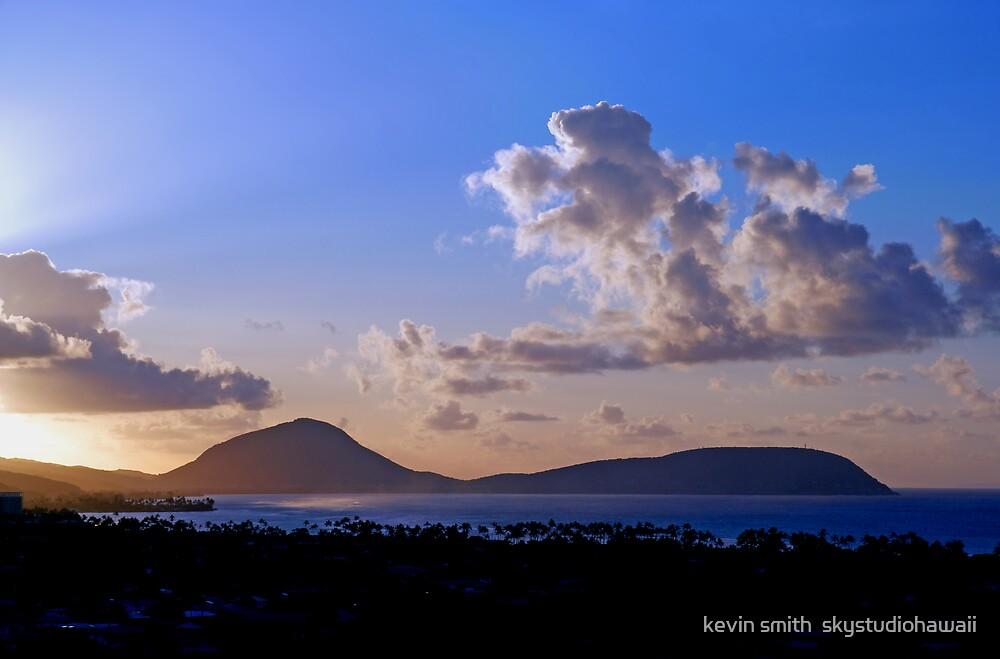 Koko Head Dawn by kevin smith  skystudiohawaii