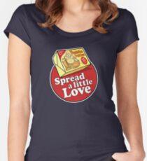 Buddha Butter Women's Fitted Scoop T-Shirt