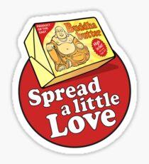 Buddha Butter Sticker