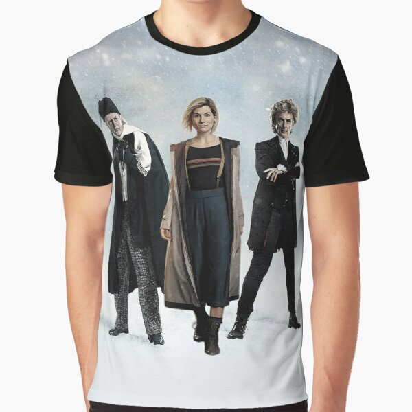 Three are better than one Graphic T-Shirt