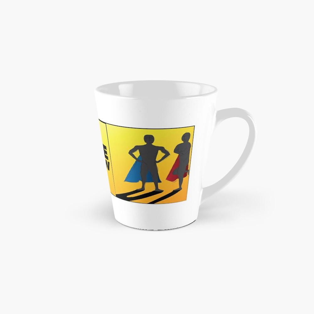 Podcast logo Tall Mug