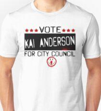 Vote Kai Unisex T-Shirt