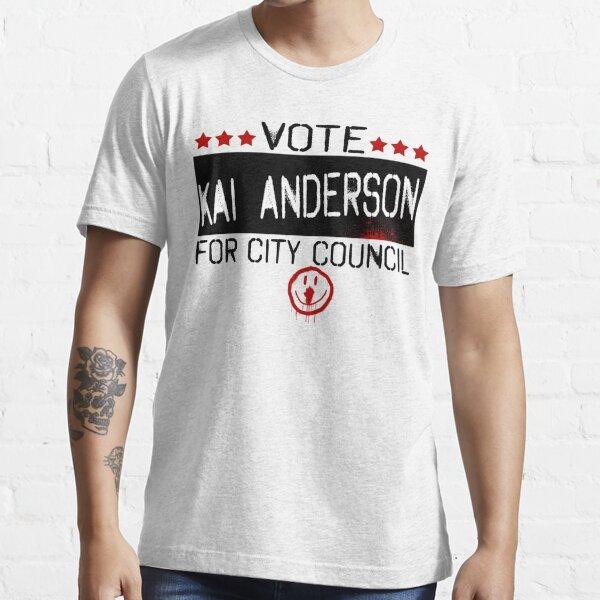 Vote Kai Essential T-Shirt