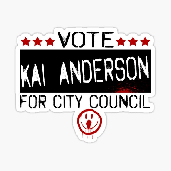 Vote Kai Sticker