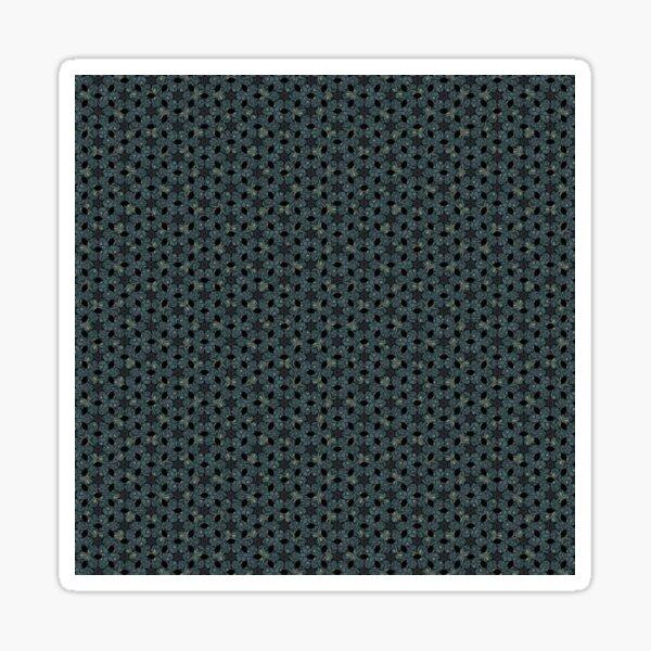 Geometric Flower Pattern 5 Sticker