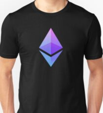 Ethereum in Colors 2 T-Shirt