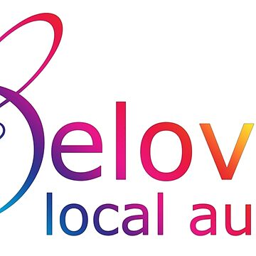 Beloved Local Author - Rainbow Version by queerscifi