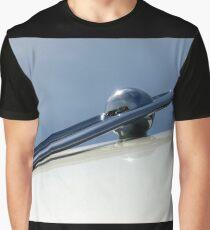 1956 Packard Clipper ~ Hood Ornament Graphic T-Shirt