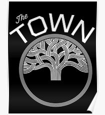 the town oakland Poster