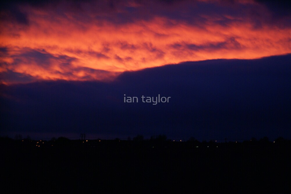 lights in the distance by ian taylor