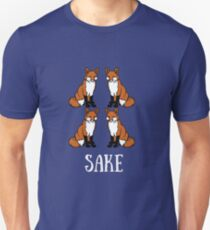 Camiseta ajustada Four Fox Sake
