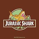Jurassic Shark - Nosh the Helicoprion by bytesizetreas