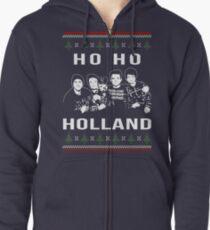 HO HO HOLLAND Zipped Hoodie