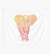 Not a circus elephant #africa by #Bizzartino Wall Tapestry