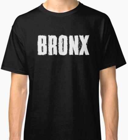 Bronx Trash Letters Classic T-Shirt
