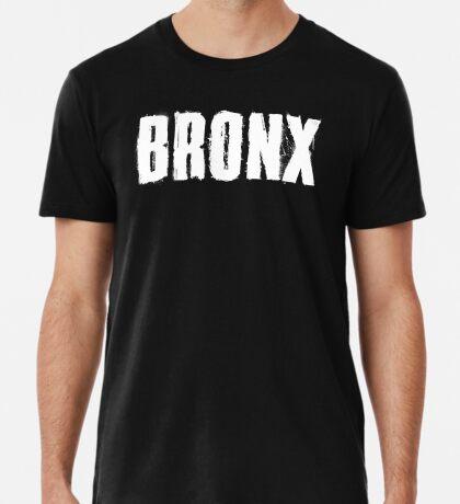 Bronx Trash Letters Premium T-Shirt