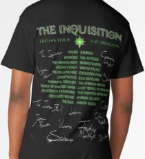 Inquisition Concert Tour Men's Premium T-Shirt