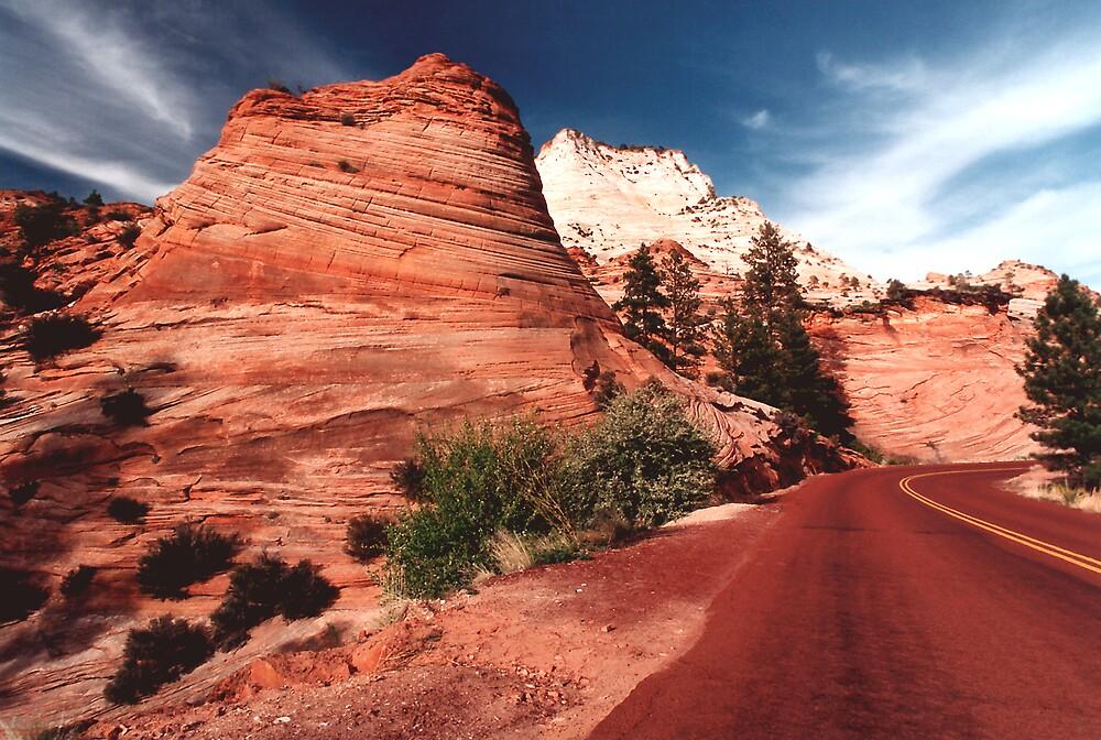 Red Roads Fever by steveberlin